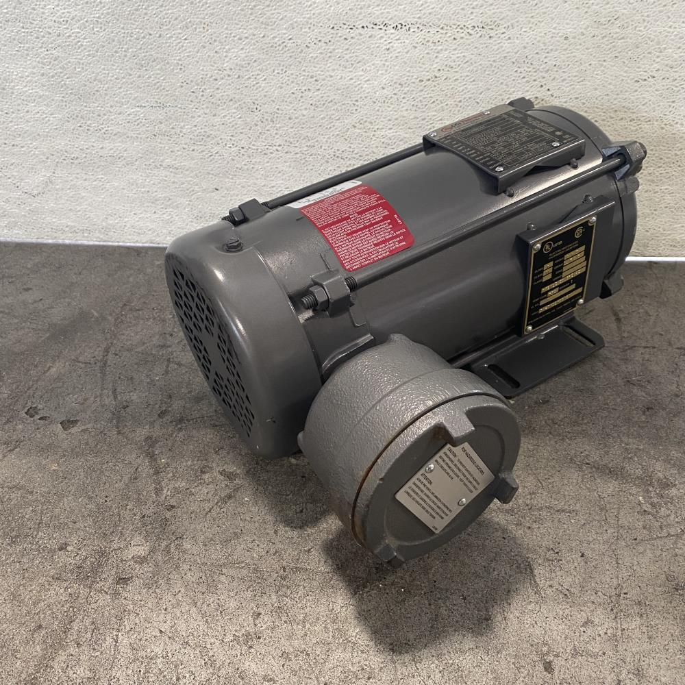 CCI Thermal Baldor Electric #1979 Motor for Hazardous Locations .5 HP