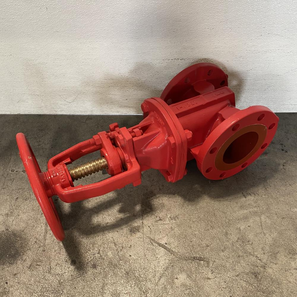 "American Flow Control 4"" 250W Ductile Iron AWWA Gate Valve 2504-1"