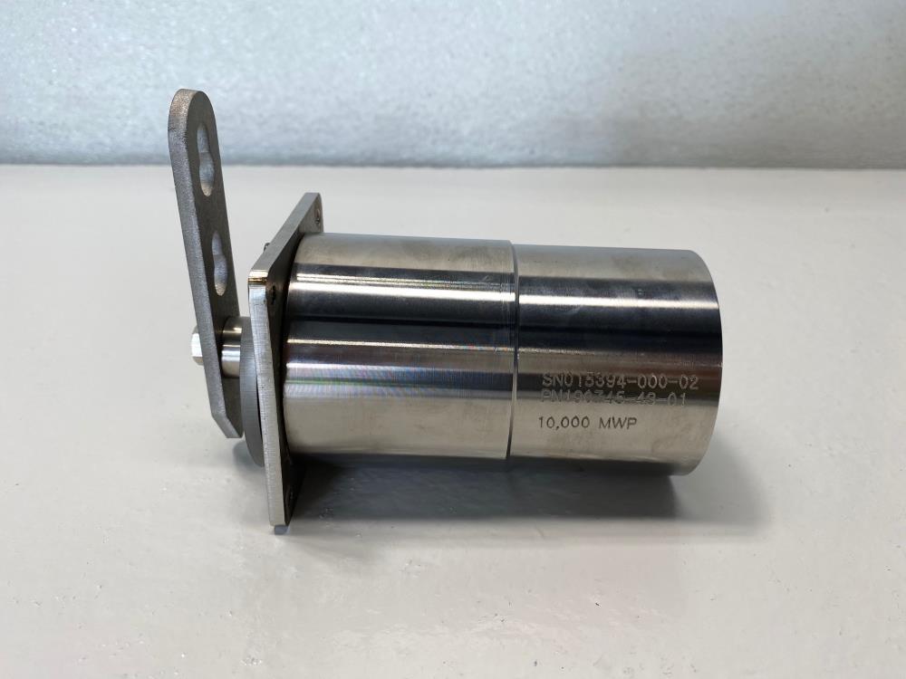 Radoil Reel Power OG Rotary Valve, Stainless Steel, 190745-43-01, 11326-18-01B1