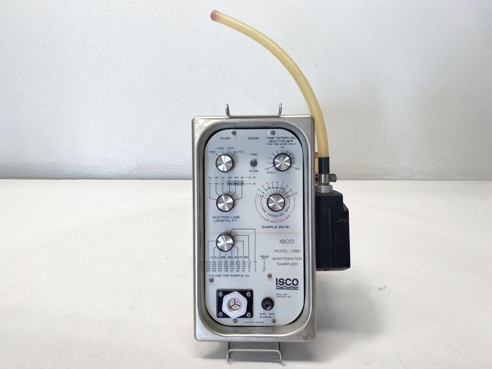 ISCO 1580 Enclosed Wastewater Sampler Controller 60-1584-035