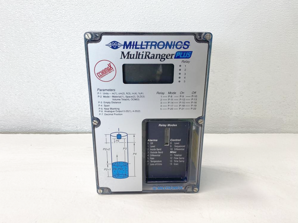 Milltronics MultiRanger-Plus Relay 7ML10203EB14