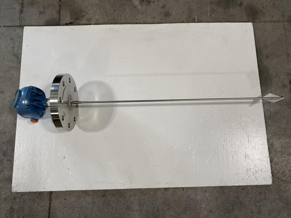 "Rosemount 4"" 300# Guided Wave Radar Level Transmitter 5301HA1S1V4AE00301CBE5"