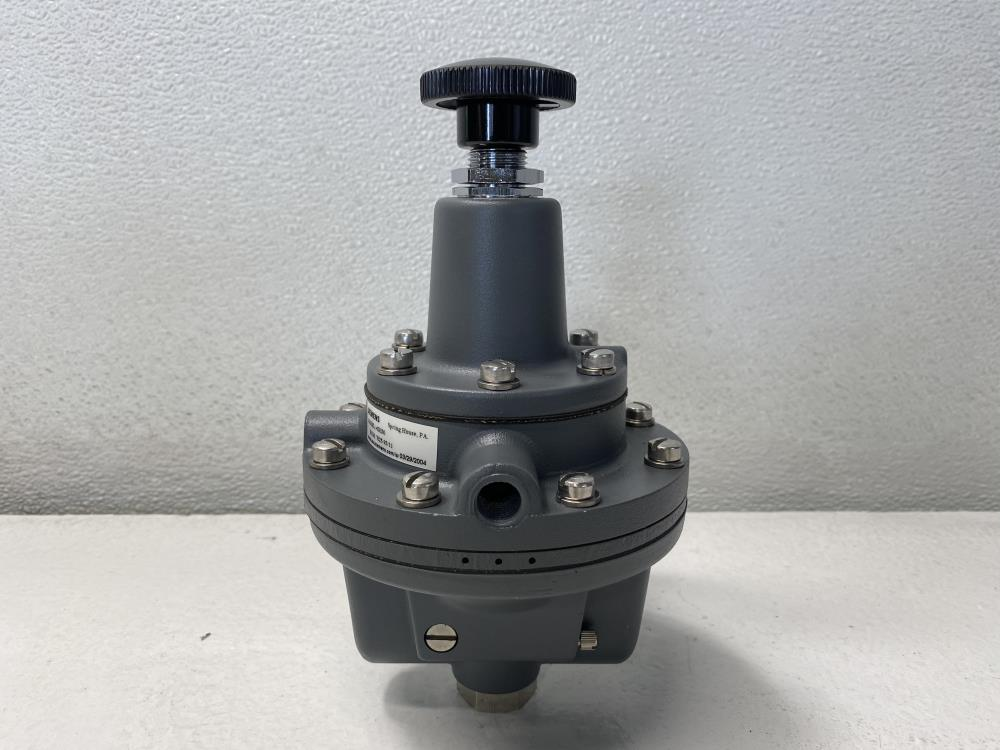 Siemens 42H30 Nullmatic Pressure Regulator BOM#: 7025-93/11