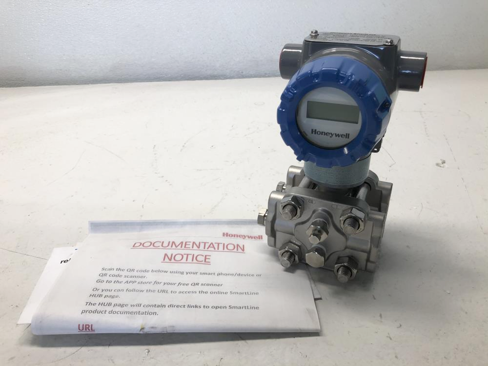 Honeywell SmartLine ST700 Differential Pressure Transmitter STD730-E1AS6AS