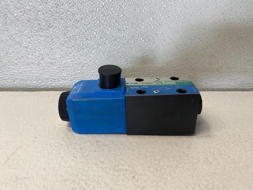 Eaton Vickers Solenoid Directional Control Valve DG4V-3S-2A-M-U-H5-60