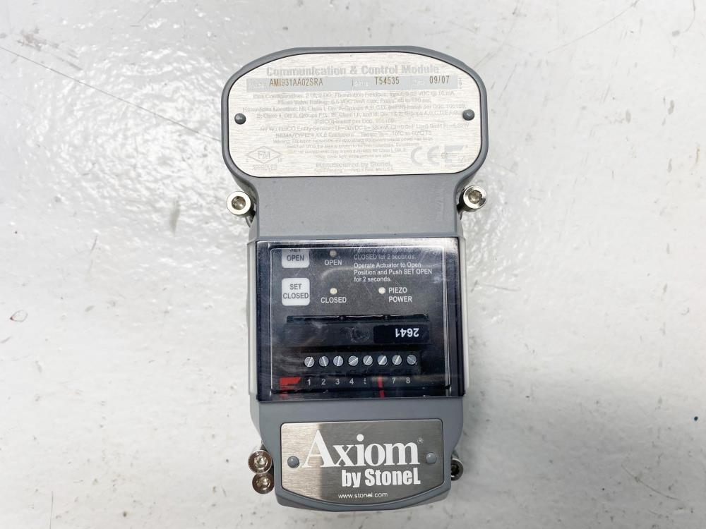 Axiom StoneL Communication and Control Module AMI931AA02SRA