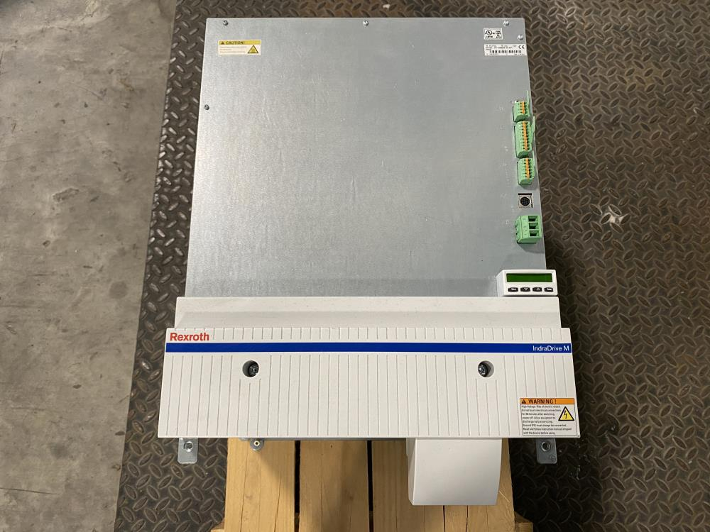 Bosch Rexroth IndraDrive M Power Supply Module, HMV01.1R-W0065,  750 VDC
