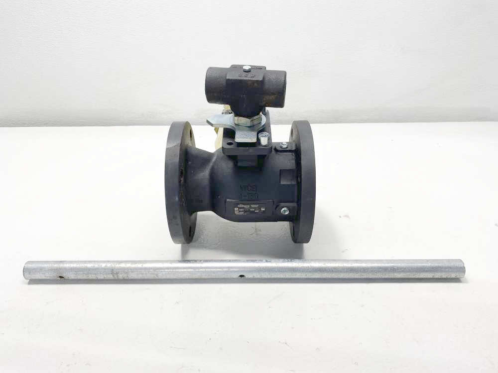 """Flowserve Worcester 3"""" 150# RF WCB Lever Operated Ball Valve 3 514CRT150 R6"""
