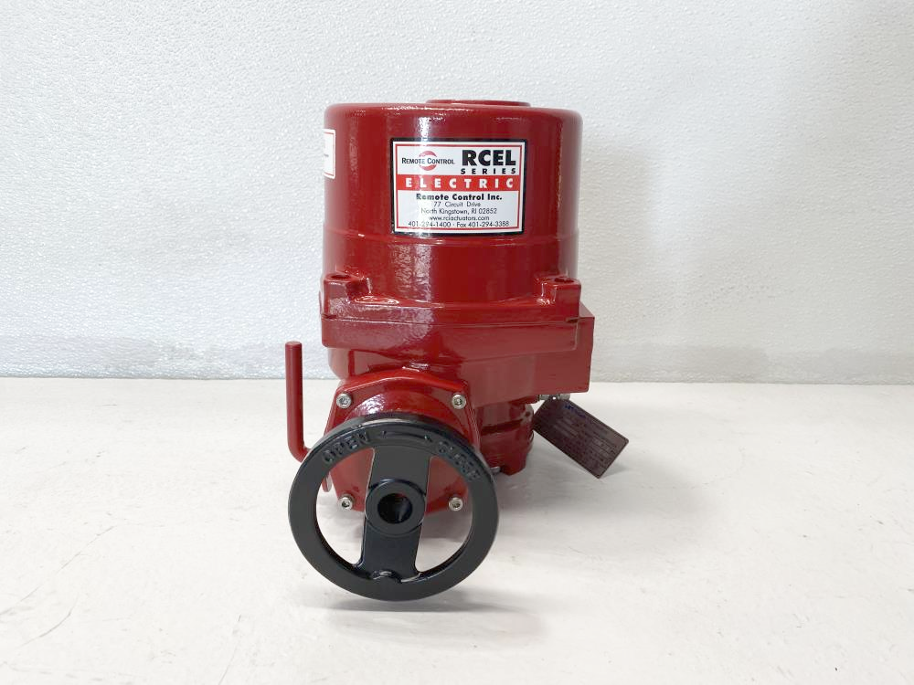 Remote Control RCEL Electric Actuator RCEL-006