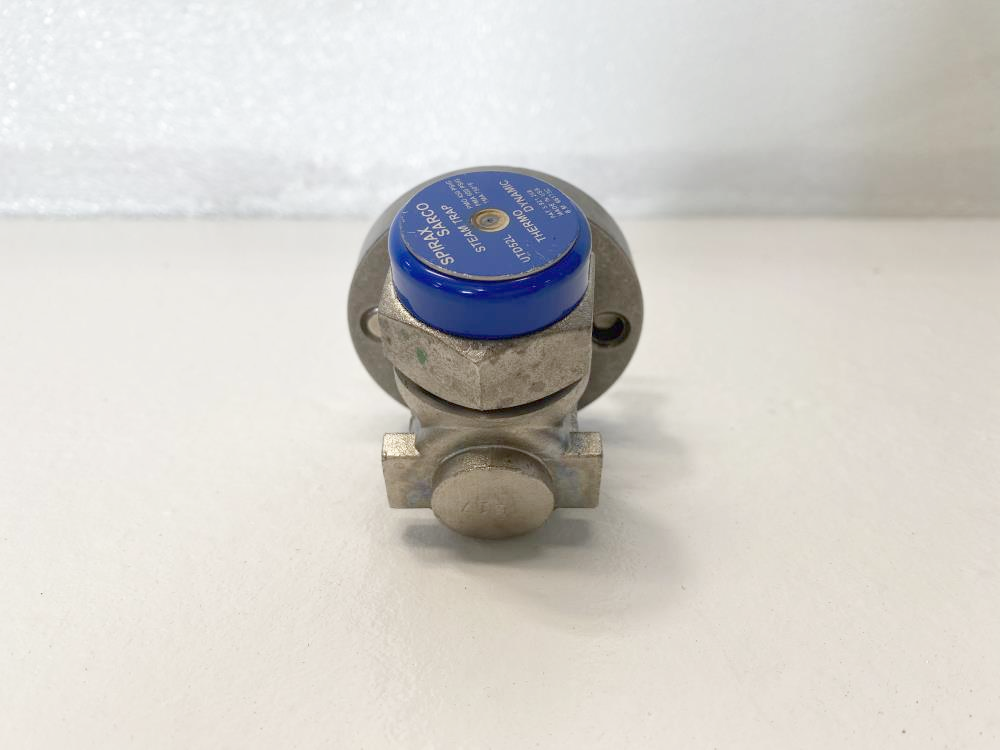 Spirax Sarco UTD52L Thermo-Dynamic Steam Trap with Universal Connector 66173C