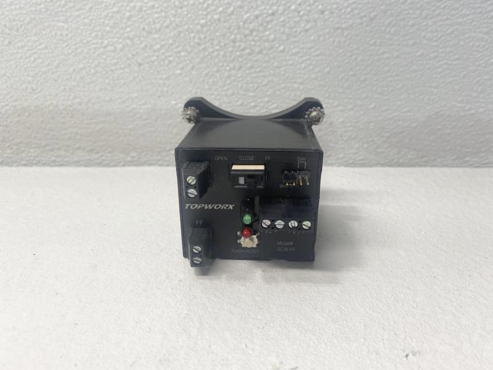 Topworx SCM-FF Sensor Comm Module 100624837