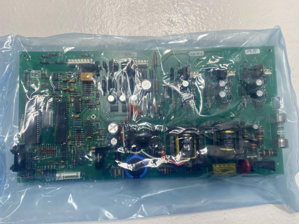 Allen Bradley SP-151136 Kit PCB Base Driver Power Supply 20HP