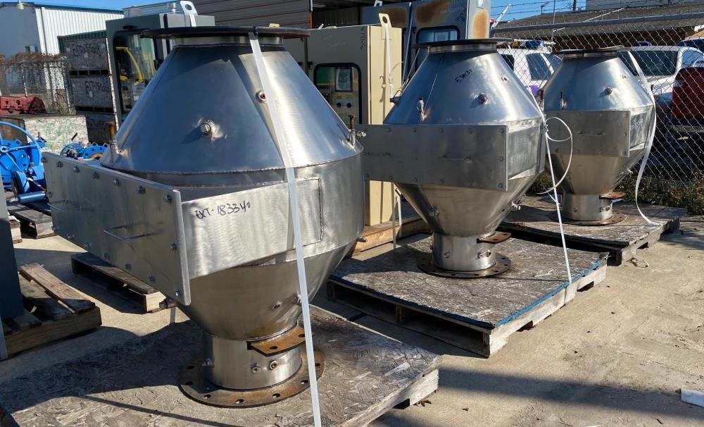 """GE Power & Water Waukesha Gas Engines 12"""" 300# Catalytic Converter 214545"""
