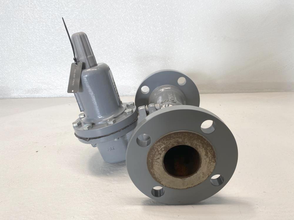"""Fisher 2"""" 150# Pressure Reducing Regulator Type 627"""