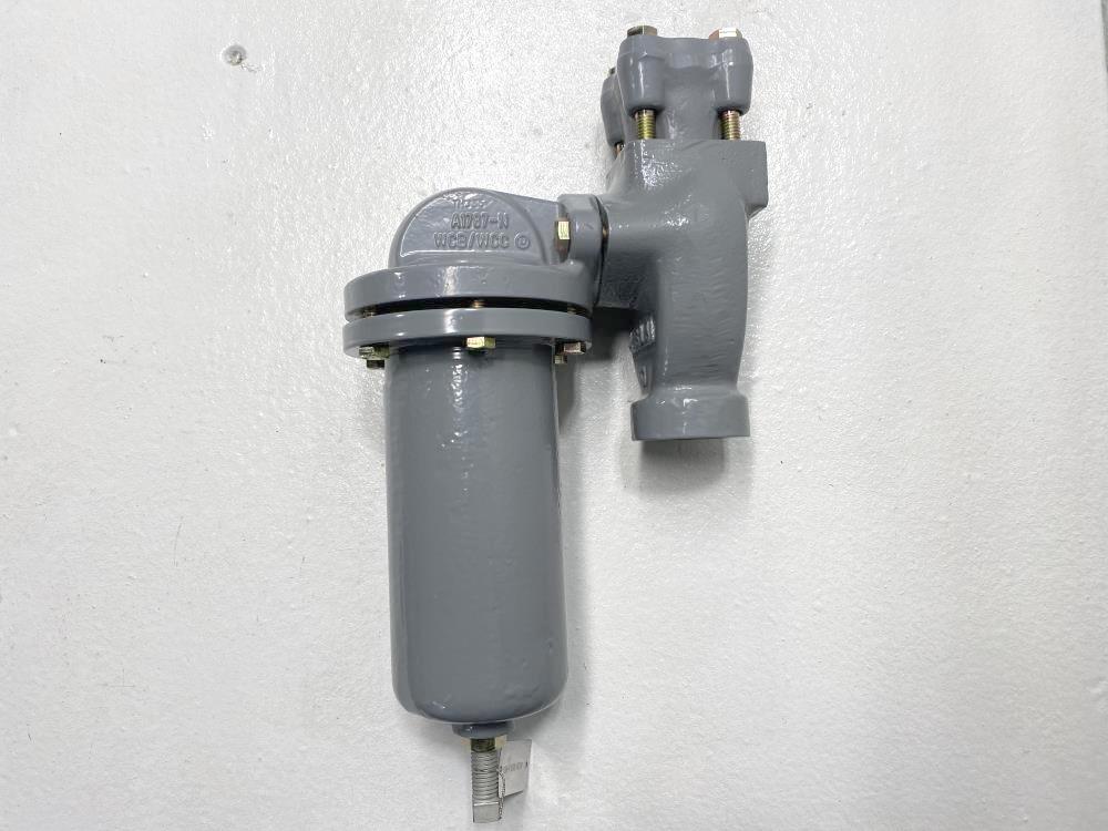 "Fisher Big Joe Type 630 Pressure Regulator, 1"" NPT, WCC, 630-1069-30940"