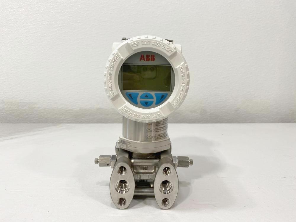 ABB Pressure Transmitter 266DSHFSSA2A1 V2E6L1B2I2N2