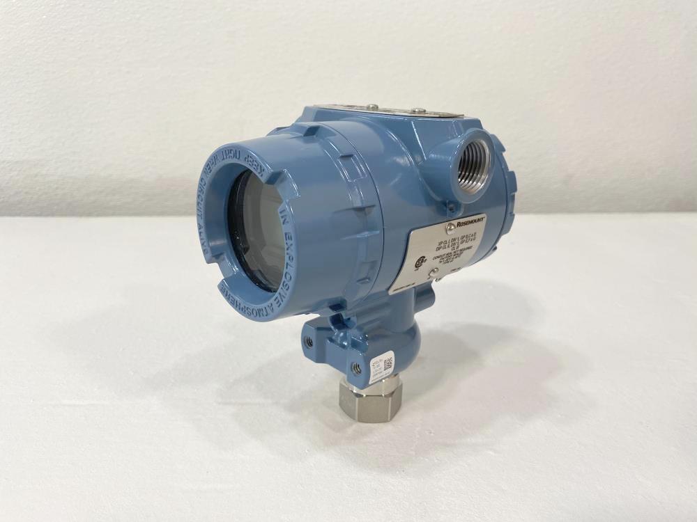 Rosemount 0-150 PSI Pressure Transmitter 2088G2S22A1B4E5M5Q4