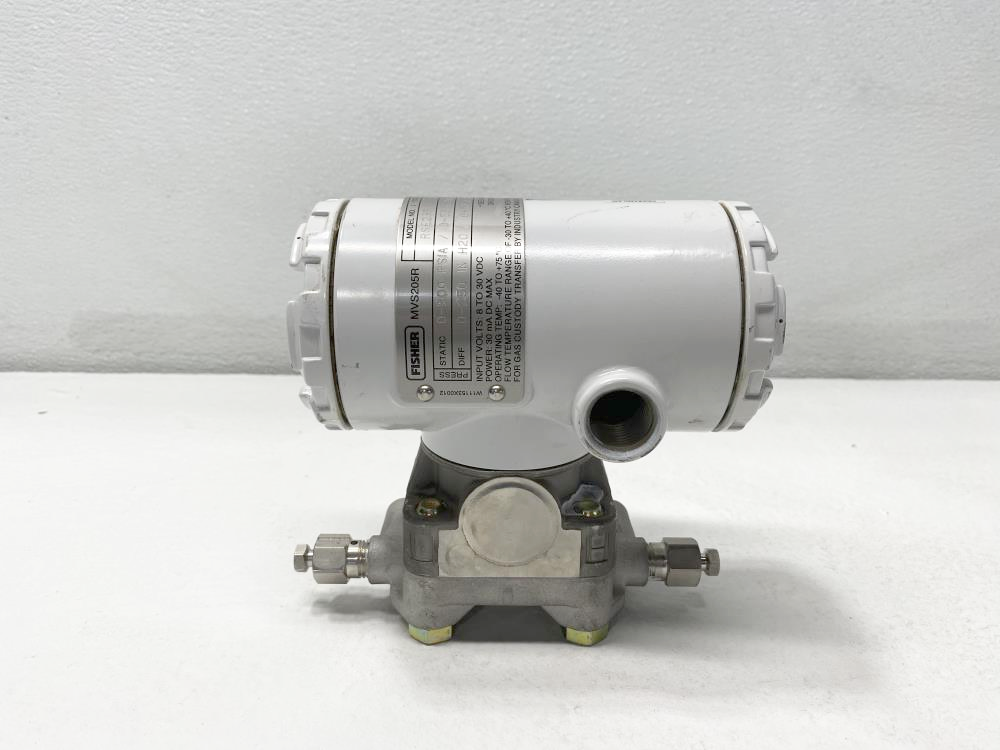 Fisher MVS205R Multi-Variable Sensor RSE23S AP3