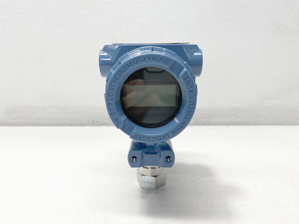 Rosemount 0-800 PSIG Gage & Absolute Pressure Transmitter 2088G3S22A1M5E5B4P0054