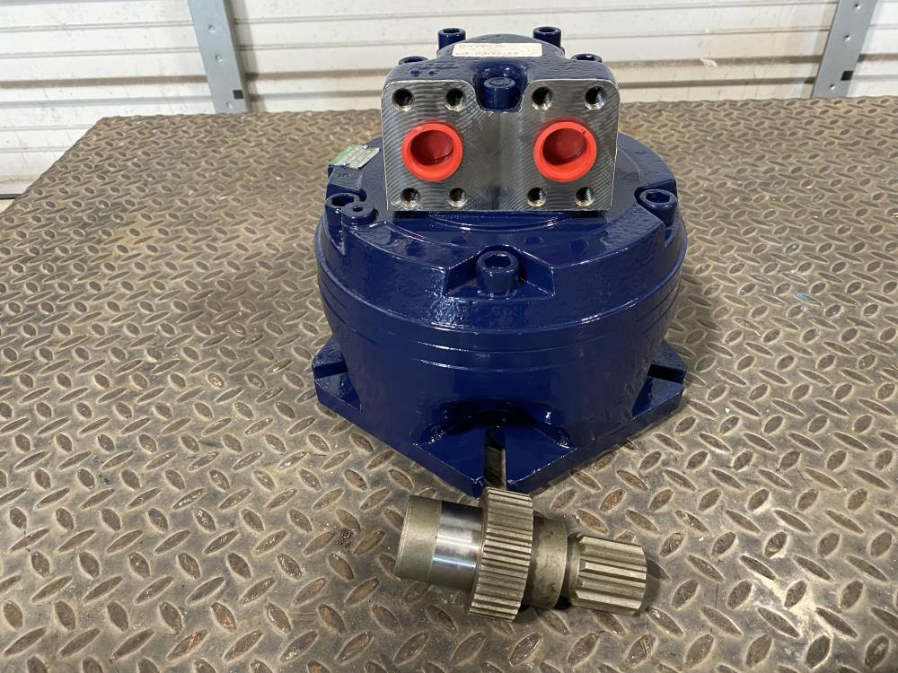 SAI Hydraulics Piston Motor FS30A1S 4009, 13 D47RADBM, U070400009
