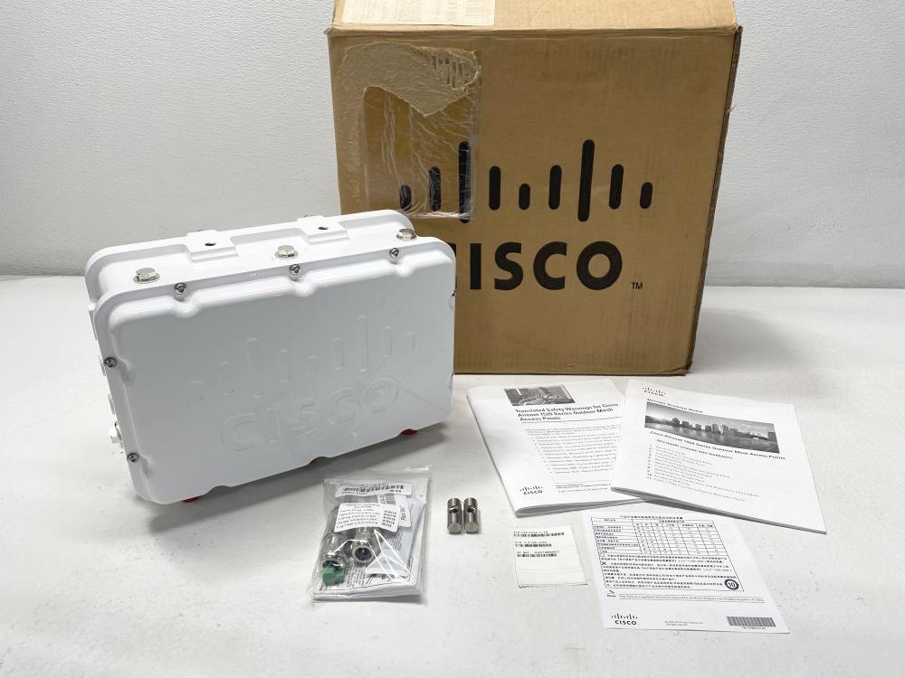 Cisco AIR-CAP1552E-A-K9 Aironet Ext Antenna Outdoor Wireless Access Point