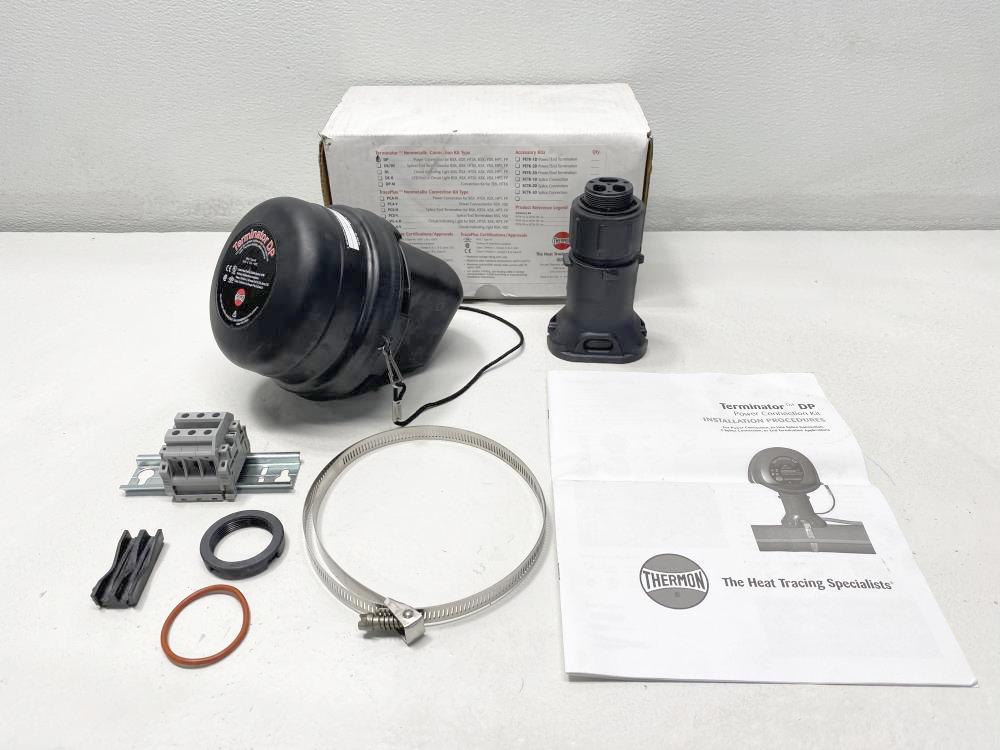 Thermon Terminator DP Power Connection Kit DP89550