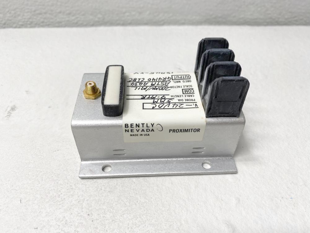 Bently Nevada 5mm Proximitor Sensor 156288-25, 18745-XX