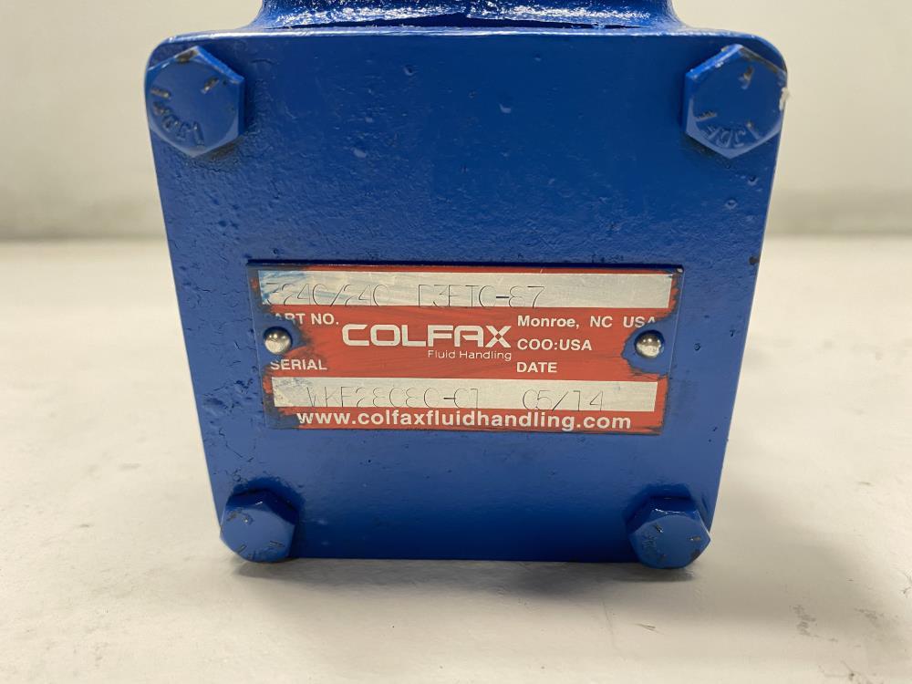 """Colfax 1"""" NPT Screw Pump 3240/240, D3EIC-87"""