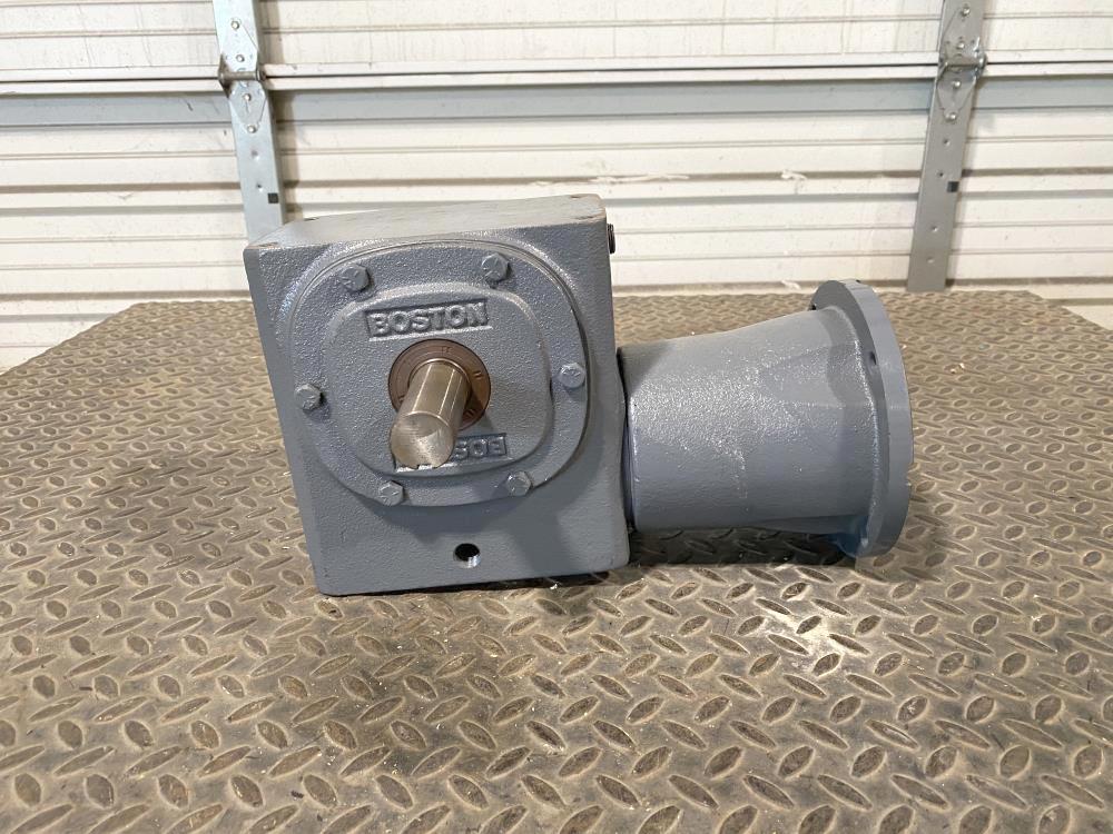 Boston 700 Series 60:1 Right Angle Gear Reducer RF726-60-B7-J