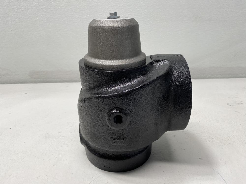 """Gardner Denver 2-1/2"""" Cast Iron Pressure Check Valve 201EDM527 w/ Kit 2116855"""