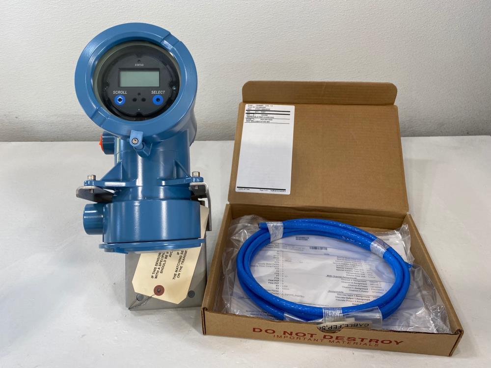Micro Motion Transmitter 2700C12BBAEZZZ