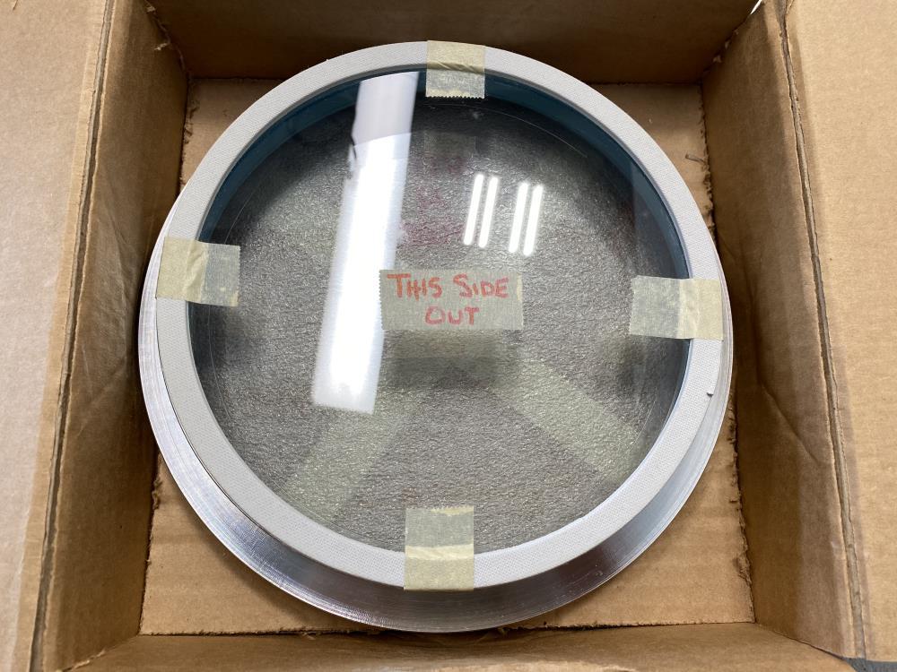 "Kopetz 8"" 150# CF8M/CF3M Sight Glass Flange"