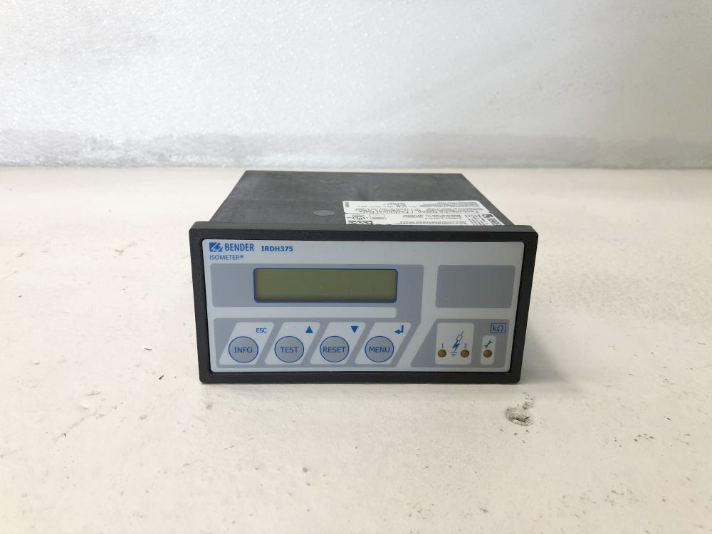 Bender A-Isometer Monitoring Device IRDH375-435, B91065000