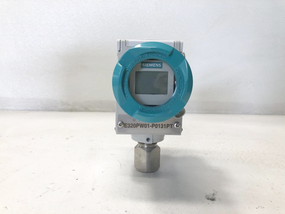 Siemens Sitrans P Pressure Transmitter 7MF4033-3EA10-1NC7-Z