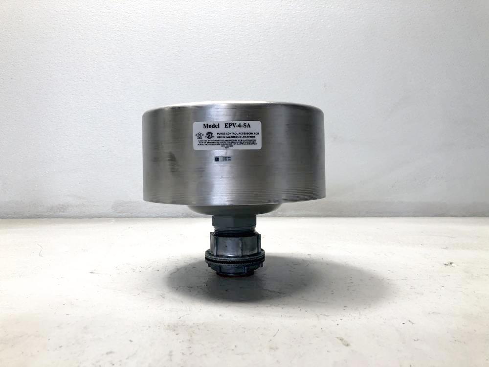 Pepperl Fuchs Purge Control Vent Model EPV-4-SA