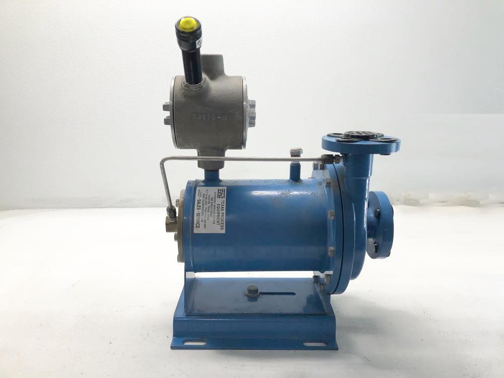 "ChemPump, 3/4"" 300# Carbon Steel Centrifugal Pump Model# GB-3K-3T"