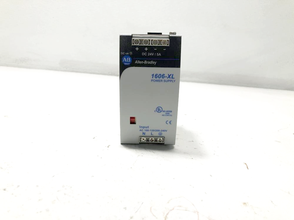 Allen-Bradley Power Supply Model 1606-XL120D