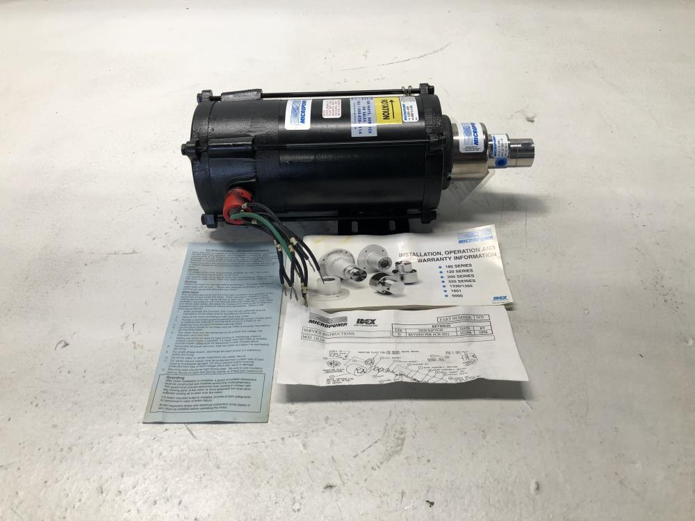 Micropump Magnetic Gear Pump 000-519-000 ,120-000-110