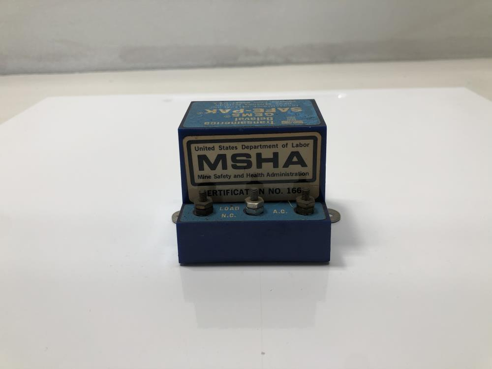 Transamerica Delaval Gems Safe-Pak Sensor Switch ST-25872