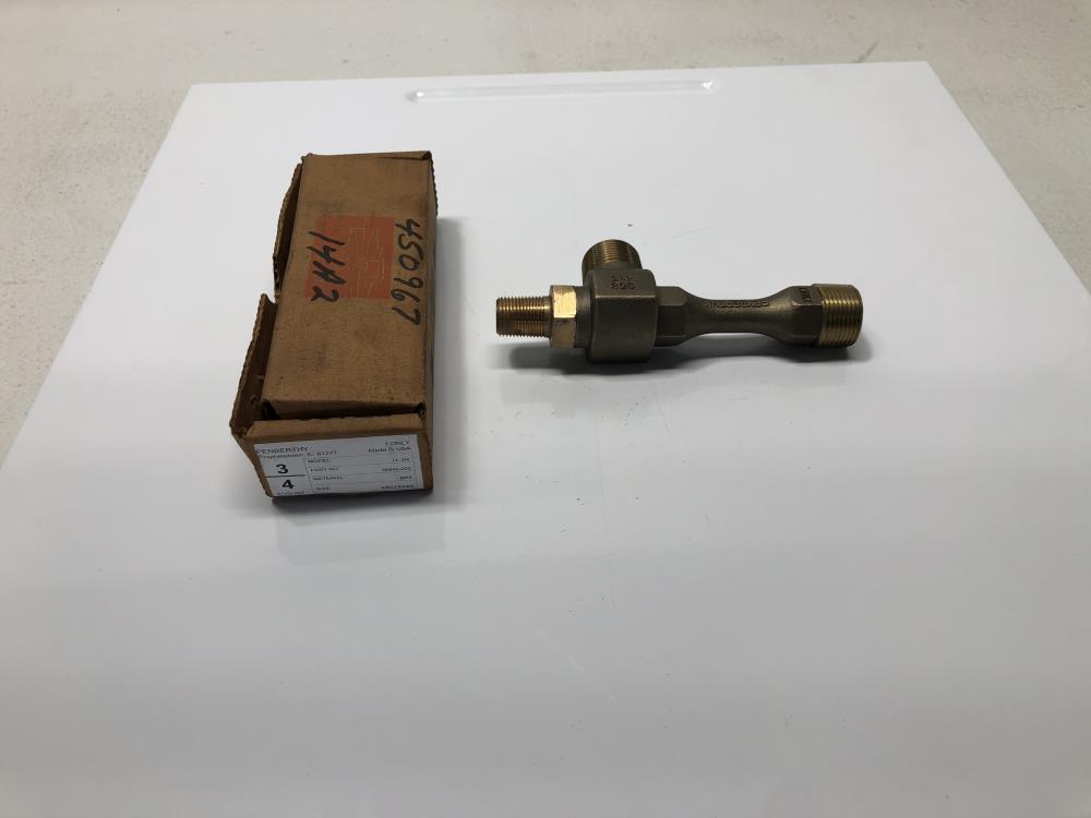 "Penberthy Bronze LL 3/4"" Low Head Liquid Motive 56840-000"