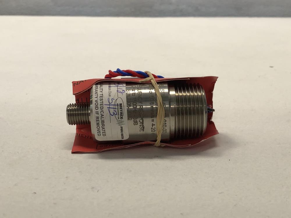 Metrix Seismic Vibration Transmitter Model# ST5484E-123-010-00