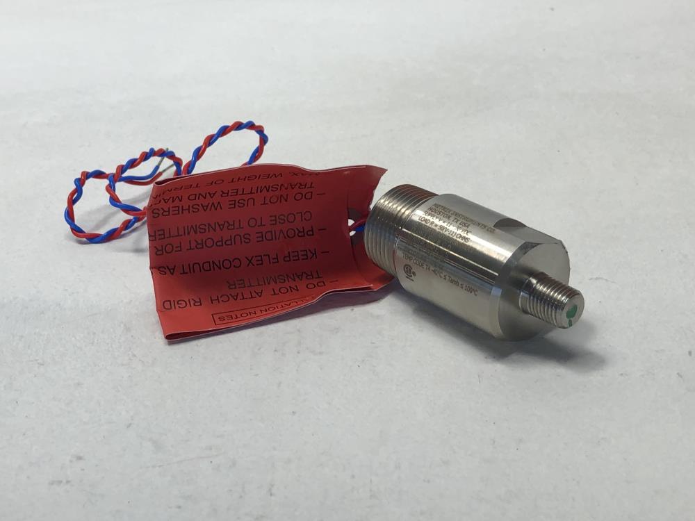 Metrix Seismic Vibration Transmitter Model ST5484E-123-0020-00