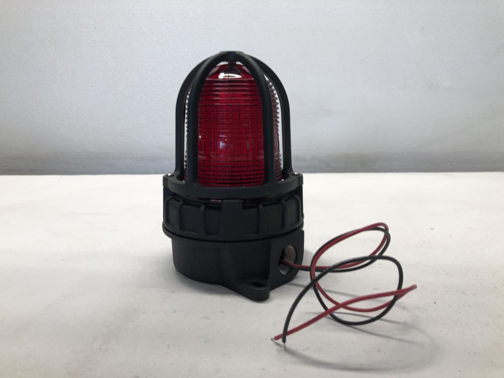 Federal Signal Corp. Red 2 Strobe Light Model 151XST-S12-24R