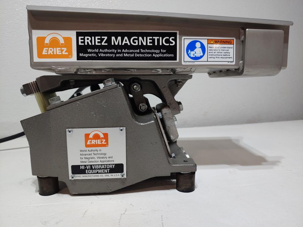 ERIEZ Hi-Vi Vibrator Feeder Model HS-26