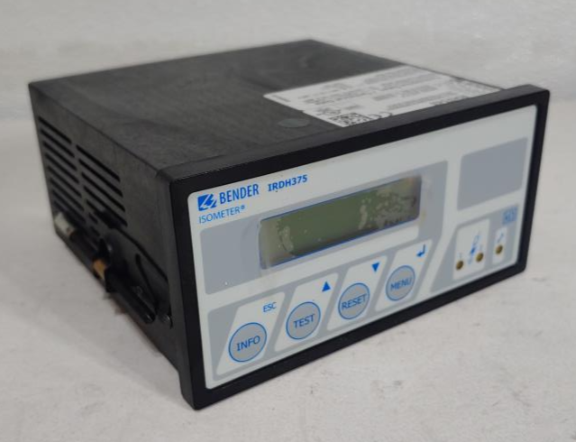 Bender Insulation Monitoring Device IRDH375-435