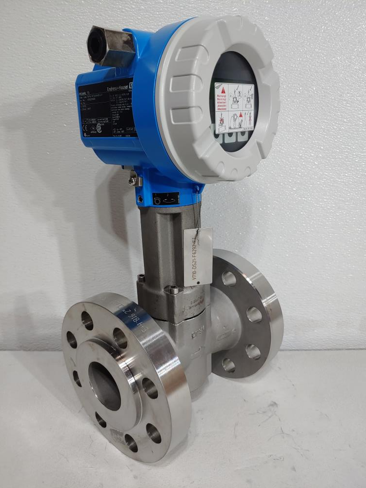 """Endress Hauser Prowirl F 2"""" 600# Stainless Flow Meter 73F50-SP2AA1NAB4AW"""