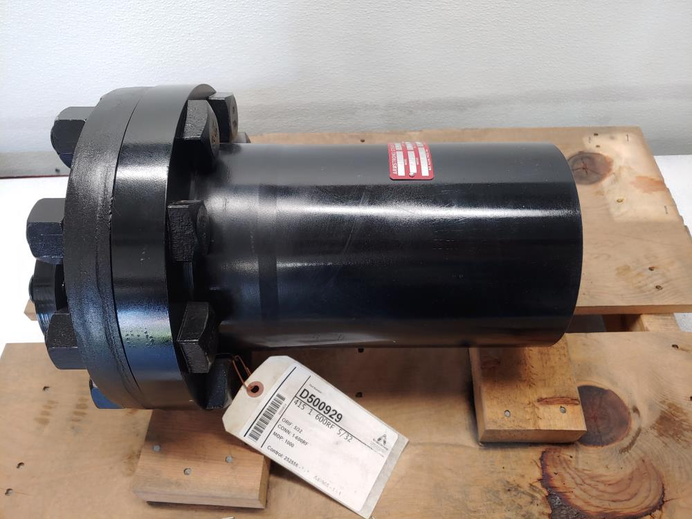 """ARMSTRONG 1"""" 600# Raised Face Flanged Inverted Bucket Steam Trap Model 415"""