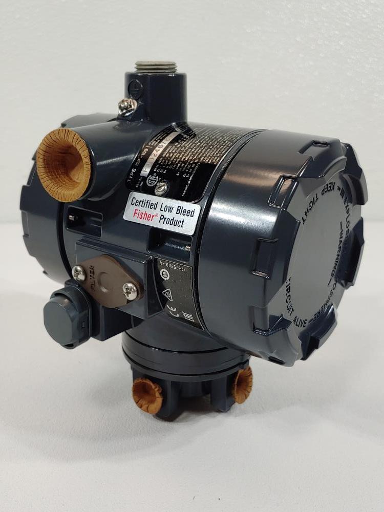 Fisher i2P-100 Electro-Pneumatic Transducer