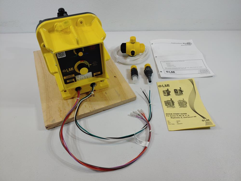 LMI Liquipro Electric Metering Pump Model E701-498SP