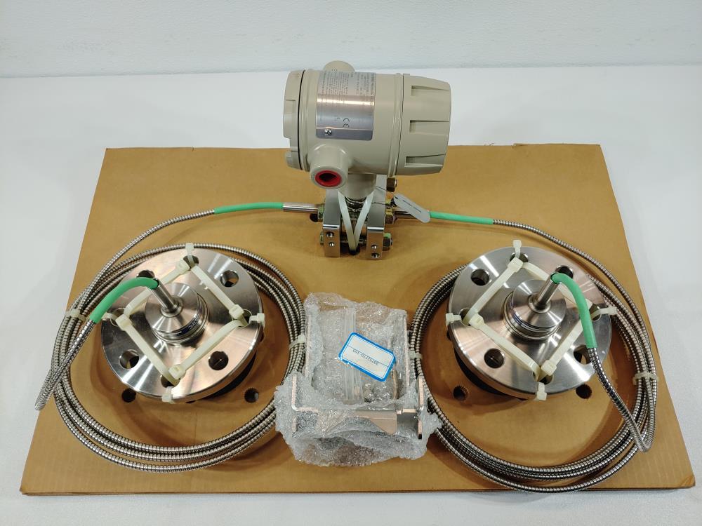 "Honeywell ST3000 Smart Pressure Transmitter 2"" 300# F316L Diaphragms"